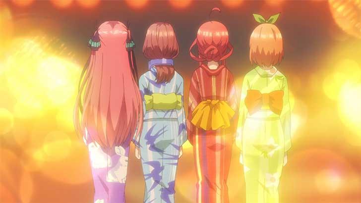 TVアニメ『 五等分の花嫁 』第5話「全員で五等分」【感想コラム】