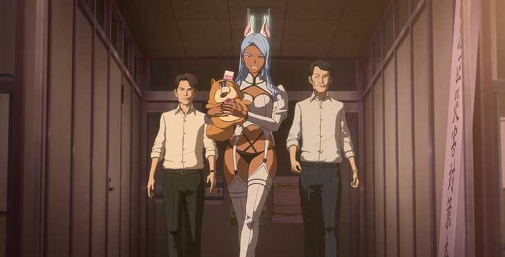 TVアニメ「 revisions リヴィジョンズ 」第3話 「守護者たち」【感想コラム】