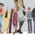 4月放送のオリジナルアニメ「キャロル&チューズデイ」メインキャスト、新ビジュアル、PVが公開