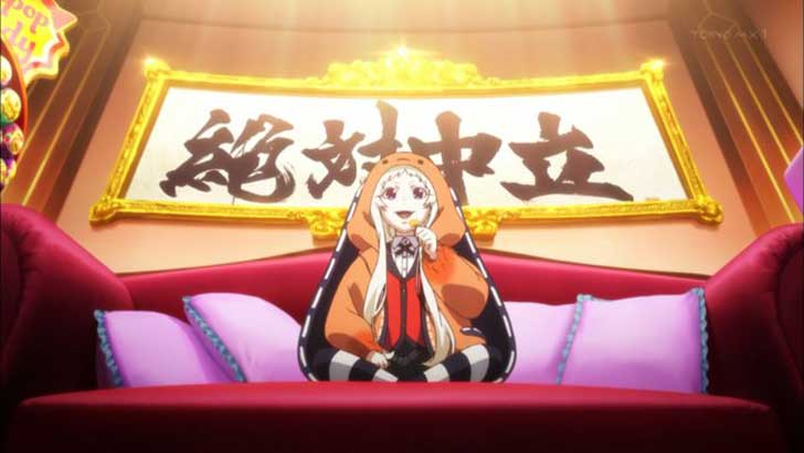 TVアニメ『 賭ケグルイ×× 』第3話「この女触れるべからず」【感想コラム】