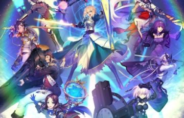 Fate/Grand Order Original Soundtrack Ⅲ 2019年5月15日発売決定!