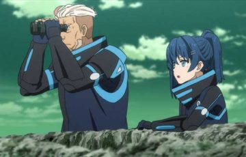 TVアニメ『 エガオノダイカ 』第5話「分隊の一夜」リリィの過去と、現れた謎の新型機!帝国vs王国は総力戦へ【感想コラム】