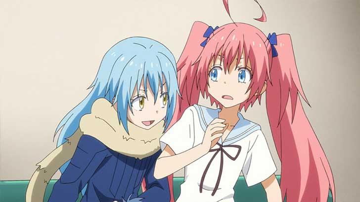 TVアニメ『 転生したらスライムだった件 』第17話「集う者達」【感想コラム】