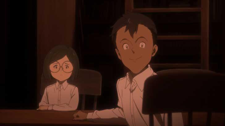 TVアニメ『 約束のネバーランド 』第4話 「291045」【感想コラム】