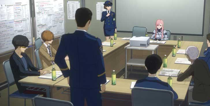 TVアニメ「 revisions リヴィジョンズ 」第7話「 真夜中の狂詩曲」【感想コラム】