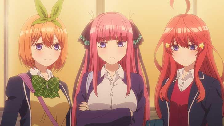 TVアニメ『 五等分の花嫁 』第9話「結びの伝説1日目」【感想コラム】