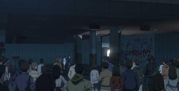 TVアニメ「 revisions リヴィジョンズ 」第11話 「最後の希望」【感想コラム】