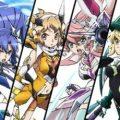 アニメ『戦姫絶唱シンフォギアXV』ティザーサイトがオープン!シンフォギア装者揃い部むのティザービジュアルも
