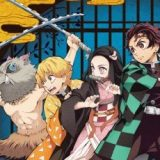 4月放送開始 TVアニメ『鬼滅の刃』 4月6日より毎週土曜23時30分~放送決定!