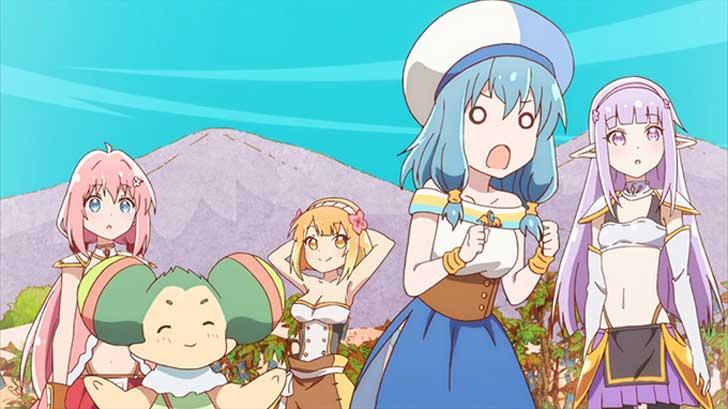 TVアニメ『 えんどろ~! 』ろ~る9「秘祭!カルタード祭り~!」【場面写で振りかえろ~!】