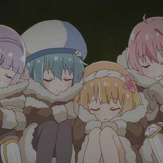TVアニメ『 えんどろ~! 』ろ~る10「雪山の夢~!」【場面写で振りかえろ~!】