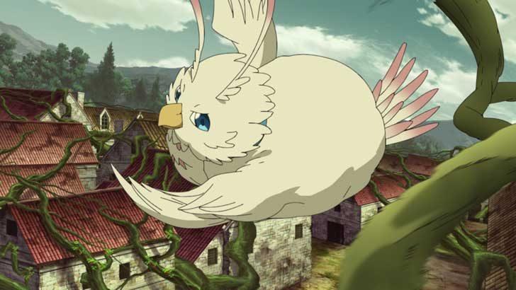 TVアニメ『 盾の勇者の成り上がり 』第7話「神鳥の聖人」【感想コラム】