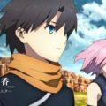 TVアニメ『Fate/Grand Order -絶対魔獣戦線バビロニア-』より、キービジュアル第1弾と最新PVが公開