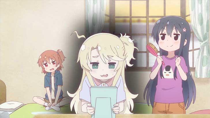 TVアニメ『 私に天使が舞い降りた! 』第10話 「また余計なこと言っちゃった」【感想コラム】