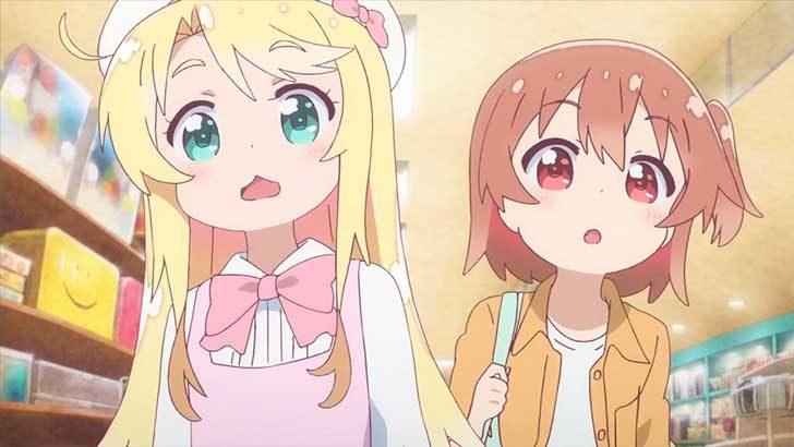 TVアニメ『 私に天使が舞い降りた! 』第9話 「私が寝るまでいてくださいね」【感想コラム】