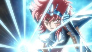 TVアニメ『 聖闘士星矢 セインティア翔 』 第8話「悪夢の激突! 燃えあがる獅子の拳」 【感想コラム】