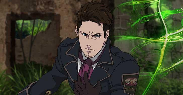 TVアニメ「 Fairy gone フェアリーゴーン 」第二話『狼の首輪と白鳥の羽』テロリストになったかつての戦友、終戦後のそれぞれの未来【感想コラム】