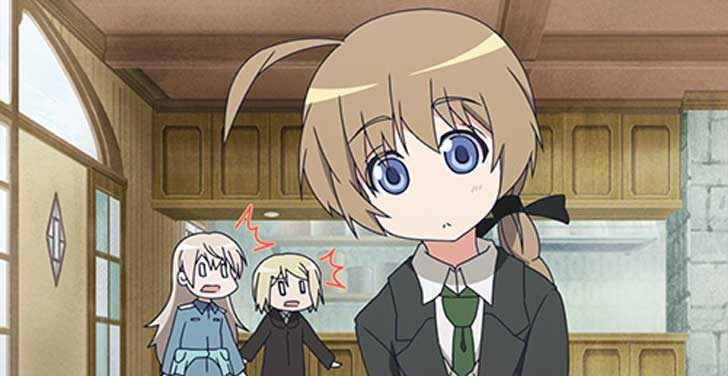TVアニメ『 ストライクウィッチーズ 501部隊発進しますっ! 』第3話「501買い出しにでかけます?」【感想コラム】