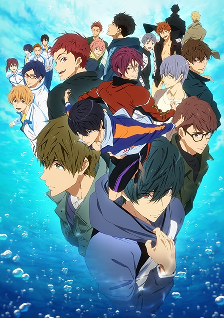 Free!-Dive to the Future- アニメ情報