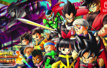 『スーパードラゴンボールヒーローズワールドミッション』ローンチトレイラー公開!ジレンVSザマスが観れるアニメやドッカンバトルに追加キャラもチェック!!