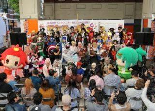 がたふぇすVol.10(第10回にいがたアニメ・マンガフェスティバル)の開催が決定!