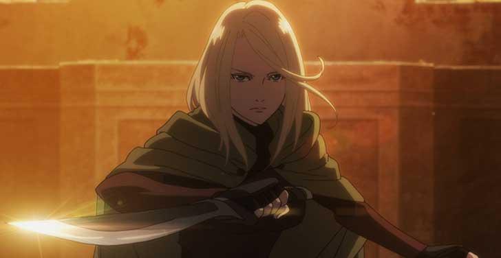 TVアニメ「 Fairy gone フェアリーゴーン 」第五話「黒い月と迷い子の唄」復讐者となった旧友との再会【感想コラム】