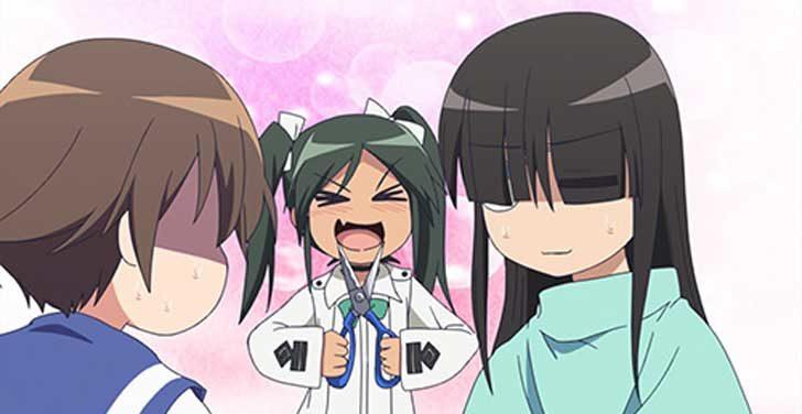 TVアニメ『 ストライクウィッチーズ 501部隊発進しますっ! 』第5話「501散髪します?」【感想コラム】