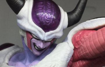 『ドラゴンボールZ』第二形態フリーザのフィギュアをレビュー!「ドラゴンボールZ BANPRESTO WORLD FIGURE COLOSSEUM 造形天下一武道会2 其之一」!!