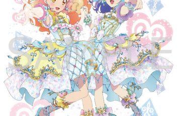 『アイカツフレンズ!』BD BOX4のイラスト公開!BD BOX5Amazon/アニメイト特典やドラマCDもどーんとこい!!