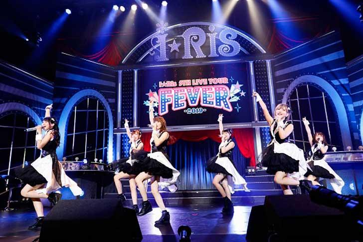 """<i☆Ris 5th Live Tour 2019~FEVER~>サプライズ発表も飛び出し、""""ありえんほどFEVER""""した千秋楽公演をレポート!"""