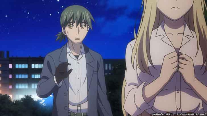 TVアニメ『 ノブナガ先生の幼な妻 』第8話「四人目」【感想コラム】