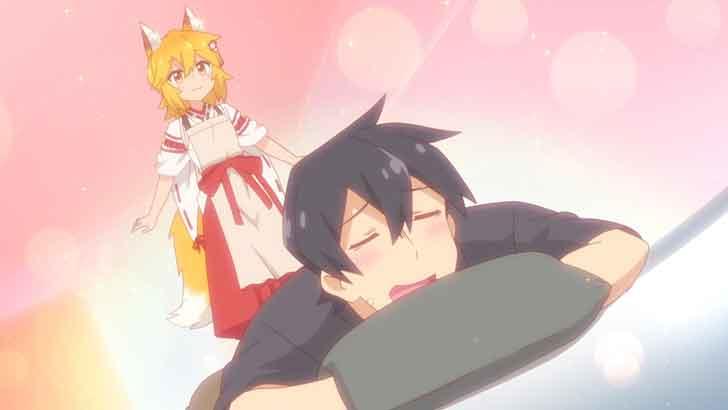 TVアニメ『 世話やきキツネの仙狐さん 』第7話「おぬし、別のキツネの匂いがするのう」【感想コラム】