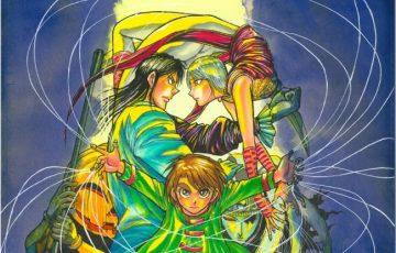 アニメ「からくりサーカス」サントラ盤の詳細が決定! 原作者・藤田和日郎書下ろしジャケットや、豪華ブックレットも。