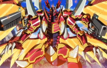 アニメ「カードファイト!! ヴァンガード」ディメンジョン6より先行場面カットを限定公開!新たなるオーバーロード