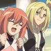 アニメ「カードファイト!! ヴァンガード」ディメンジョン7より先行場面カットを限定公開!苦しめられる伊吹!