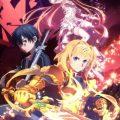 10月スタート、TVアニメ『ソードアート・オンライン アリシゼーション War of Underworld 』最新キービジュアル、PVが公開