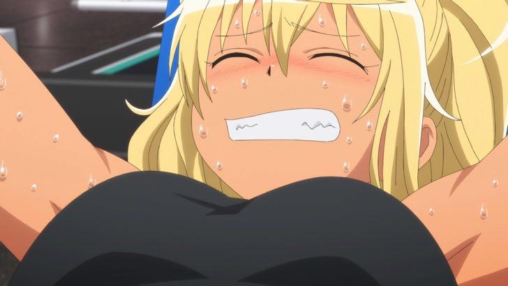 TVアニメ『 ダンベル何キロ持てる? 』【あなたはどの子を見ながら筋トレする?】