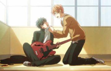TVアニメ『 ギヴン 』第1話 「Boys in the Band」【感想コラム】