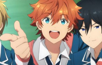TVアニメ「あんさんぶるスターズ!」第一話『新風』【感想コラム】