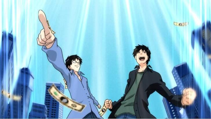 N・H・Kにようこそ! 無為に生きる若者の心の変化を引き起こした力作アニメ!