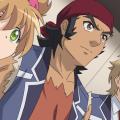アニメ「カードファイト!! ヴァンガード」ディメンジョン10より先行場面カットを限定公開!熱きファイトに注目!