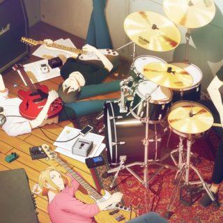 TVアニメ「ギヴン」Blu -ray&DVD 、全4巻にて発売決定 !!