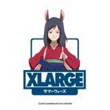 XLARGEが、映画「サマーウォーズ」公開10周年を記念したコラボレーションを発表