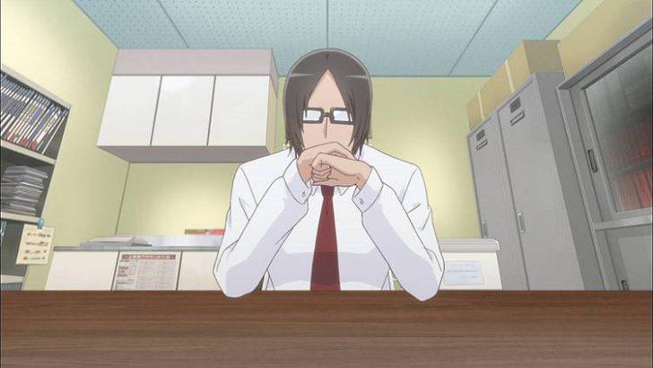 TVアニメ『 女子高生の無駄づかい 』第4話「まじめ」【感想コラム】