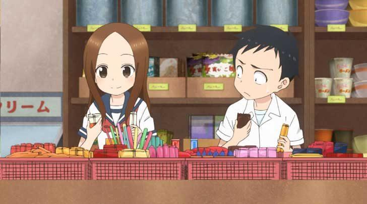 TVアニメ『 からかい上手の高木さん② 』第6話「リベンジ」「ドッジボール」「買い食い」「デート」【感想コラム】