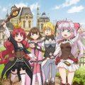 10月放送のアニメ「私、能力は平均値でって言ったよね!」の新キービジュアル、PVが公開