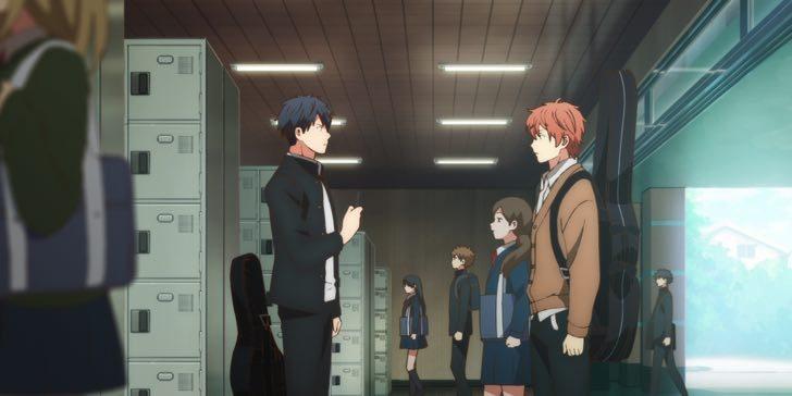 TVアニメ『 ギヴン 』第3話 「Somebody Else」【感想コラム】