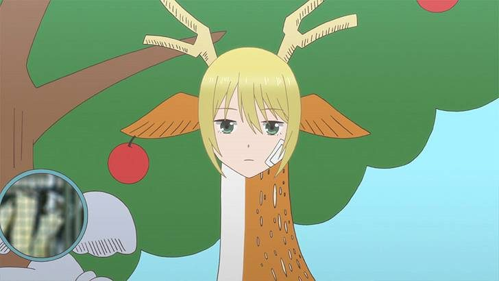 TVアニメ『 女子高生の無駄づかい 』第7話「やまい」【感想コラム】