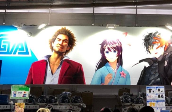 東京ゲームショウ2019いってきたぞ!ガンダムや新サクラ大戦、セガ、ドラゴンボール、インディーゲームなども
