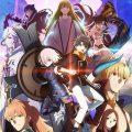 アニメ『Fate/Grand Order -絶対魔獣戦線バビロニア-』主要キャラクター勢揃いのキービジュアル第2弾が公開